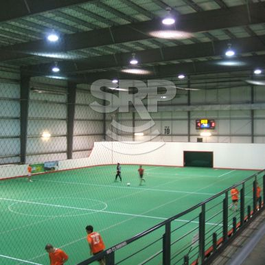 Indoor Soccer, Tennis & Track Facilities