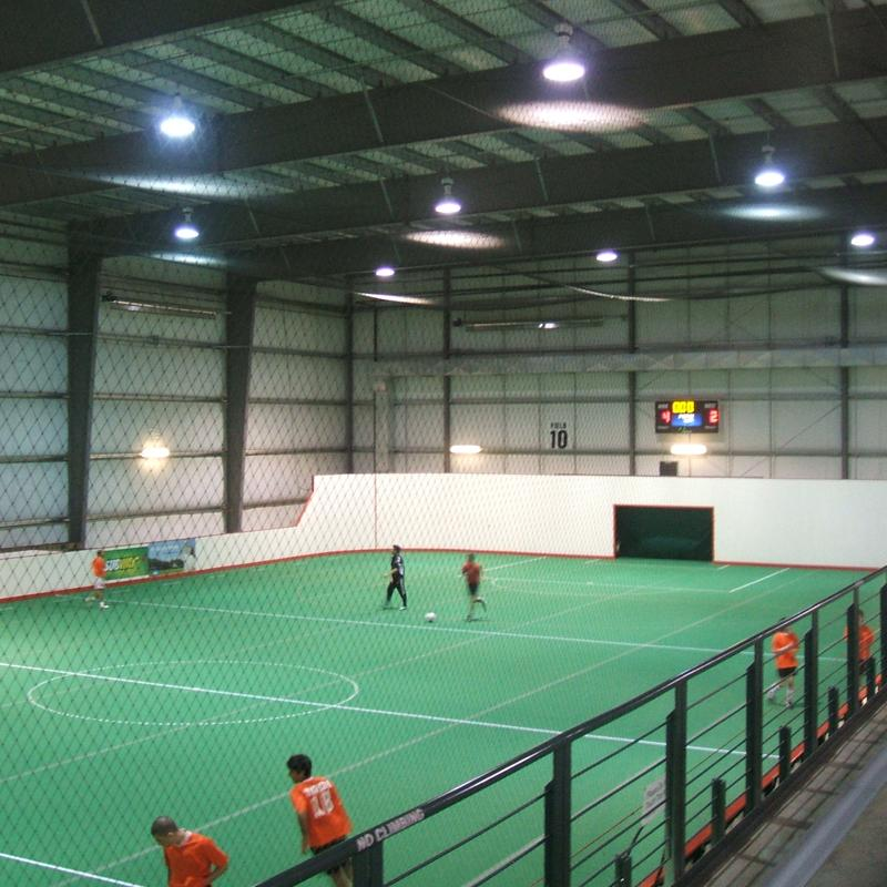 Indoor Soccer Tennis Amp Track Facilities Superior Radiant Products