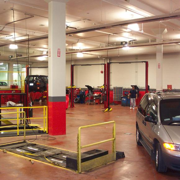 Vehicle Service Centre