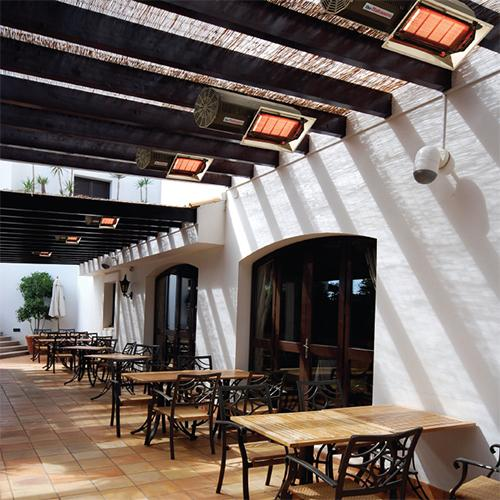 Portable Patio Heaters Overhead Gas